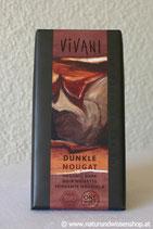 Schokolade Dunkle Nougat BIO 100g