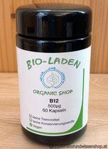 Vitamin B12 60 Kapseln