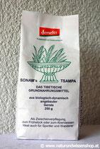 Tsampa BIO 250g und 1kg - Gerstenröstmehl
