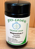 Magnesium 7 250mg 60 Kapseln