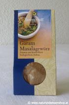 Garam Masala-Gewürz gemahlen BIO
