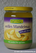 Mandelmus weiß  BIO