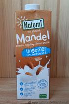Mandeldrink ungesüßt  BIO 1 Liter