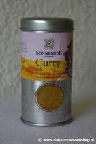 Curry süß, Gewürzmischung BIO
