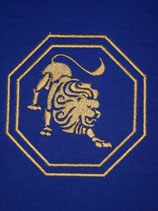 Stickdatei Sternzeichen Löwe