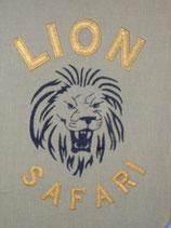 Stickdatei Löwenkopf