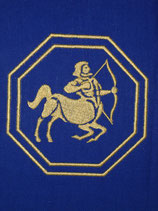 Stickdatei Sternzeichen Schütze
