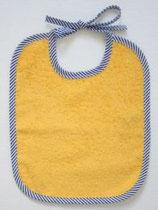 Bindelätzli gelb-Streifen