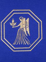 Stickdatei Sternzeichen Jungfrau