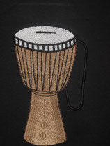 Stickdatei Djembe gross