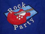 Stickdatei Rock Gitarre