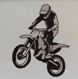 Motocrossfahrer 1