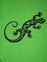 Stickdatei Gecko
