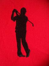 Stickdatei Golfer