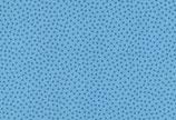 Westfalenstoff blau Tupfen 0,5 m