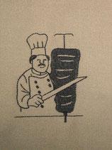 Stickdatei Kebabkoch