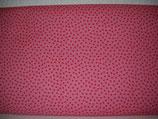 Westfalenstoff rosa Tupfen 0,5 m