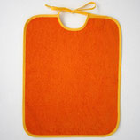 Riesen Bindelätzli orange-gelb
