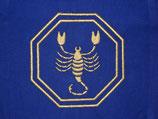 Stickdatei Sternzeichen Scorpion
