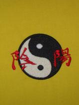 Stickdatei Yin Yang mit Schriftzeichen