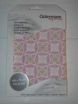 Blumenmuster rosa Gütermann