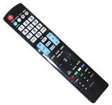 Mando a distancia compatible para TV LG