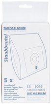 Jgo.  5 bolsas filtro aspirador SEVERIN BR7928/BR7929 (SB9095)