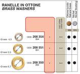 RANELLE IN OTTONE - 1.000 pezzi