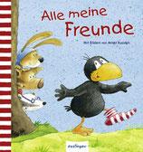 """Freundealbum """"Alle meine Freunde"""" Rabe Socke"""