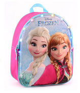 Frozen Rucksack Magic Queens 3D mit LED