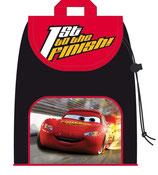Cars Rucksack mit Zugband - Kindergartentasche