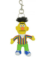 Sesamstraße Plüsch Schlüsselanhänger Bert