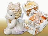 Taufe Geburt Engel Mädchen in Geschenkbox