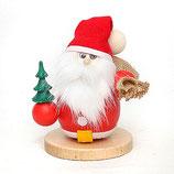 """Holz-Räucherfigur """"Weihnachtsmann"""
