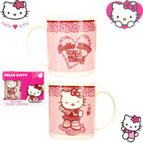 Hello Kitty Tasse Porzellan