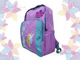 2er Set Fairies Schulrucksack mit gefüllten Schüleretui