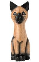 Katze Natur 25cm