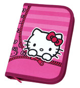Schüleretui Hello Kitty-30-teiliges Set