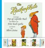 Die Häschenschule - Pop-up-Leporello-Buch