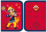 Feuerwehrmann Sam In Case of Emergency Federmäppchen, befüllt