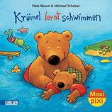 Maxi-Pixi Nr. 27 Krümel lernt schwimmen