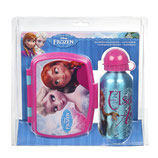 Disney Frozen Set Brotzeitdose & Aluflasche