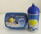 Q Pootle 5 Brotdose mit Flasche
