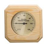 Thermometer Nadelholz (Klassisch)