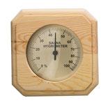Hygrometer Nadelholz (Klassisch)