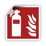 FZ-1 Brandschutzzeichen Feuerlöscher nach DIN EN ISO 7010