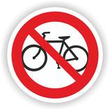 VER-002 Fahrrad verboten