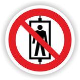 VER-020 Personenbeförderung verboten