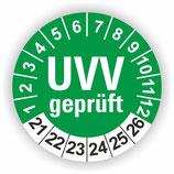 UVV GEPRÜFT GRÜN Ø 20mm