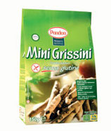 MINI GRISSINI PANDEA 150g